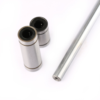 Linear Shafting - RC60 Steel, Stainless Steel, and Ceramic-Coated Lightweight Aluminum