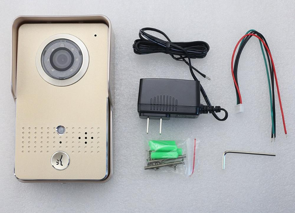 OEM wifi video doorbell