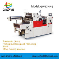 China offset printers for sale for wholesales