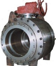 Pipeline Big Size Trunnion Mounted Ball Valve