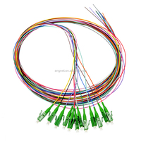 0 9mm G657A 12 Color Fiber