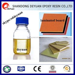 liquid epoxy resin laminating