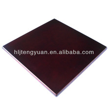 Anti-Scratch Wholesale Square Cheap Resin Table Tops