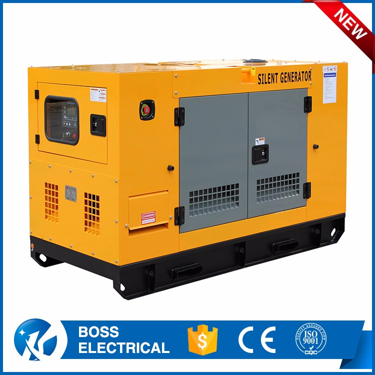 5kva silent diesel generator set with Yanmar engine