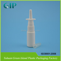 20ml PE Nasal Spray Bottle for Medical Liquids
