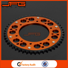 44T CNC Rear Chain Sprocket For KTM EGS LC4 LSE RXC MXC SMR 125 200 250 350 400 450 525 530 560 600 620 690 Enduro Dirtbike