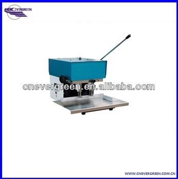 China factory hole driller, two hole drilling machine for books,catalogue