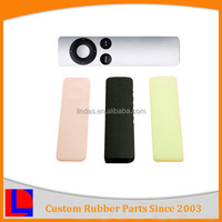 flexible custom with high quality silicone rubber remote control case
