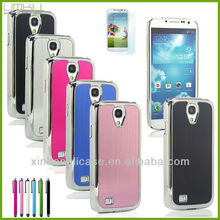 mobile phone shell,aluminum case chrome case for galaxy s4