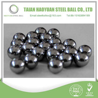 Wholesale prescion G10- G1000 Low chrome/high Chrome Steel Ball for bearing