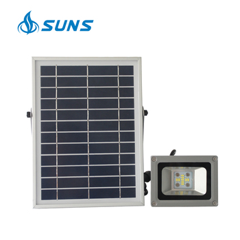 Waterproof outdoor IP65 rechargeable 20W solar LED flood light price