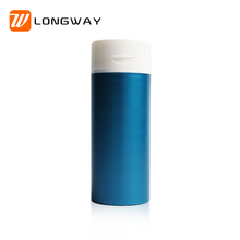 New product 120 ml flip top cap airless bottle for luxury cosmetic packaging