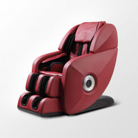 Massage Chair Type and Massager Properties massager /No Folded and Synthetic Leather Material lounge chairs