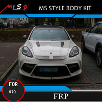 Auto Car Bumper High Quality Perfect Fitment MS Style Body Kits for Porsche Panamera 970