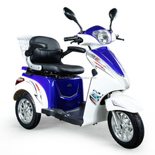 eec approved high quality 3wheel disabled electric scooter tricycle for elder people