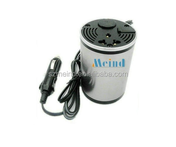 2016 new cola cup shape power inverter 120w/150w motor inverter for best promotion gifts
