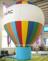 2016 new inflatable promotion ground balloon