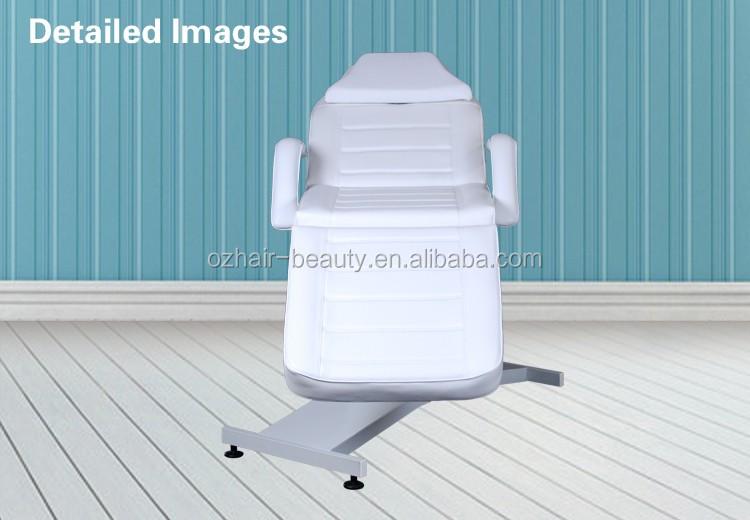 Multifonction hydraulique du visage lit lit de beauté lit de massage thermique