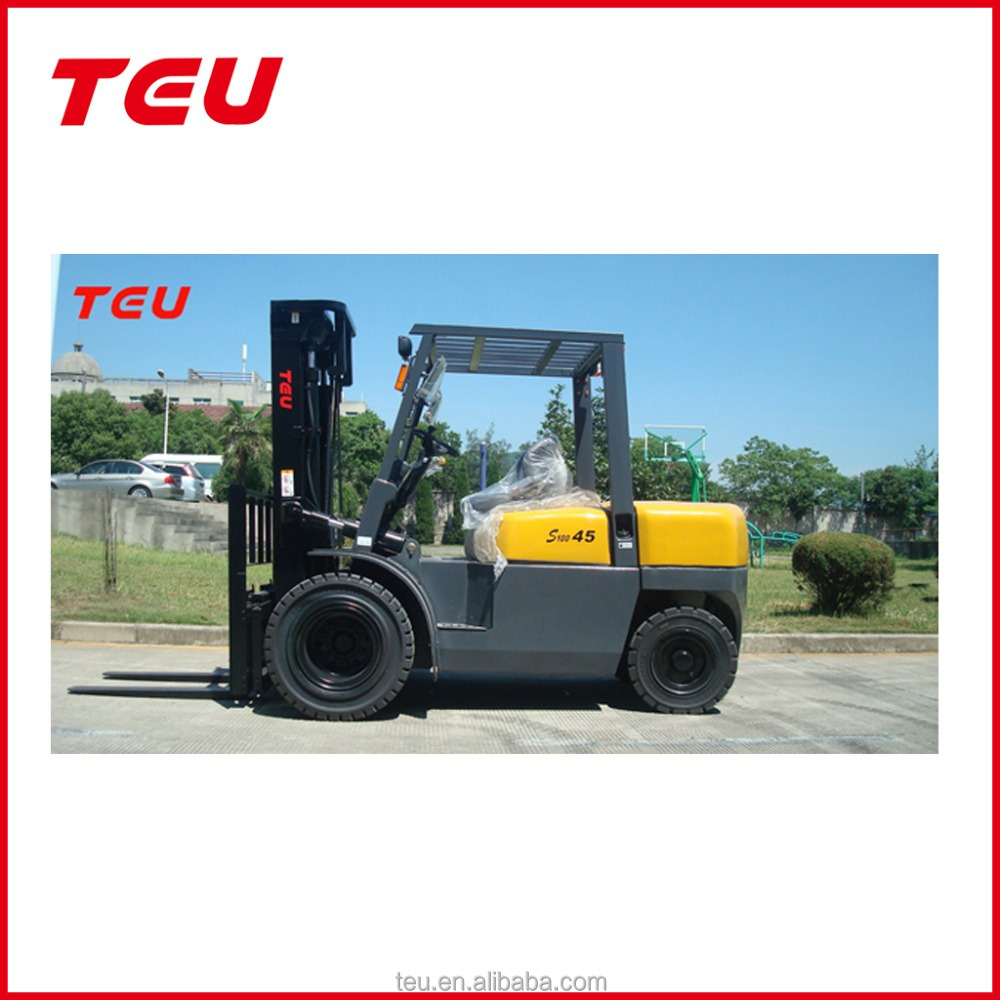new 4.5t dual tires forklift for sale