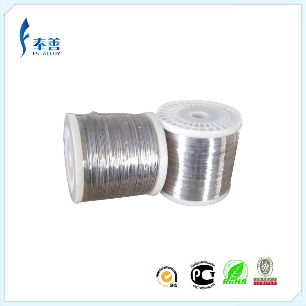 0Cr20Ni80 flexible nickel chrome wire resistance nichrome wire