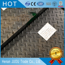 wholesale 10mm thick mild steel sheet checkered plate weight diamond plate