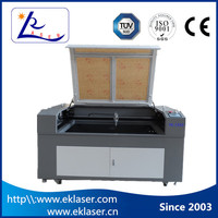 YK-1410 stone/fabric co2 laser engraving cutting split machinery business