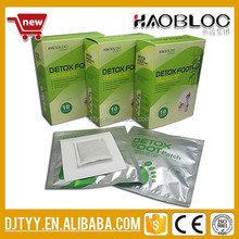 Happy Life Bamboo Vinegar Detox Healthcare Foot Patches
