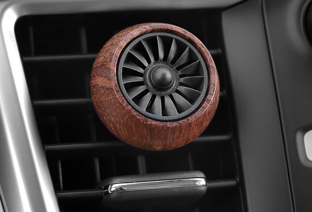 2018 New Auto Vehicle Fragrance High Quality Car Air Freshener Aroma Diffuser