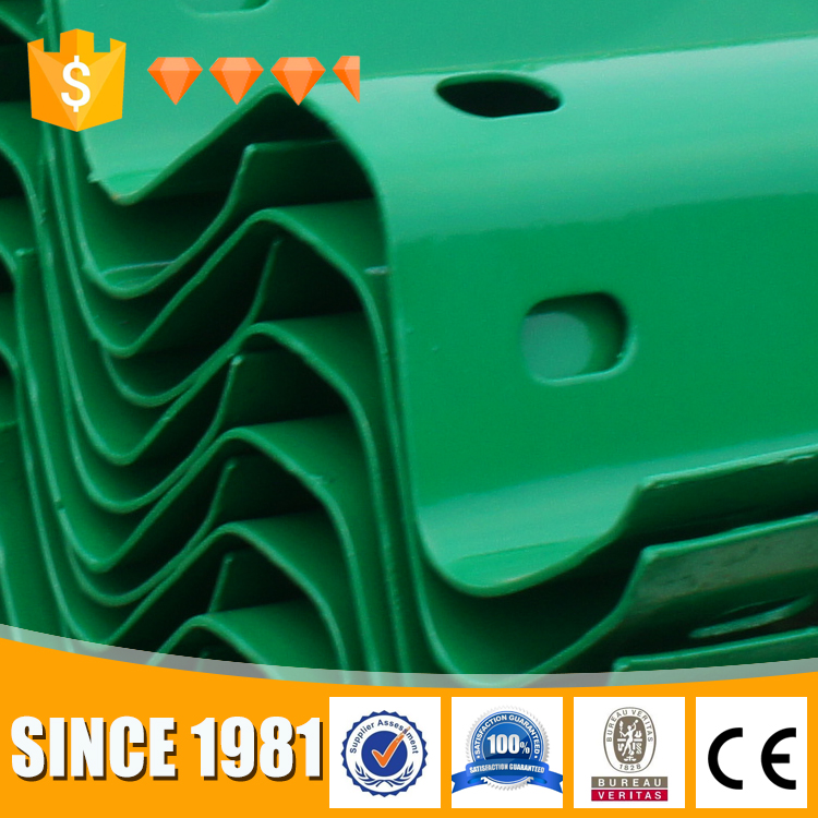 Top Accessed guardrail supplier / 2017 new country road bridge Guardrail