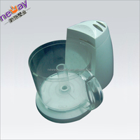 china plastic moulds manufacturer for food mixer