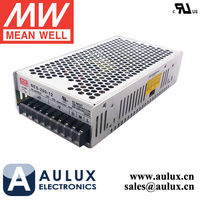MEANWELL 200W 12V 17A PSU NES-200-12 ac/dc power supply