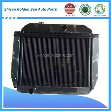 ZIL 130-1301010 heavy equipment radiators for Russian Market truck parts