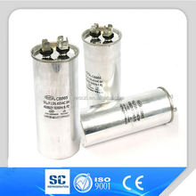 2016 hot sale air conditioner spare parts excellent quality cbb60 ac capacitor