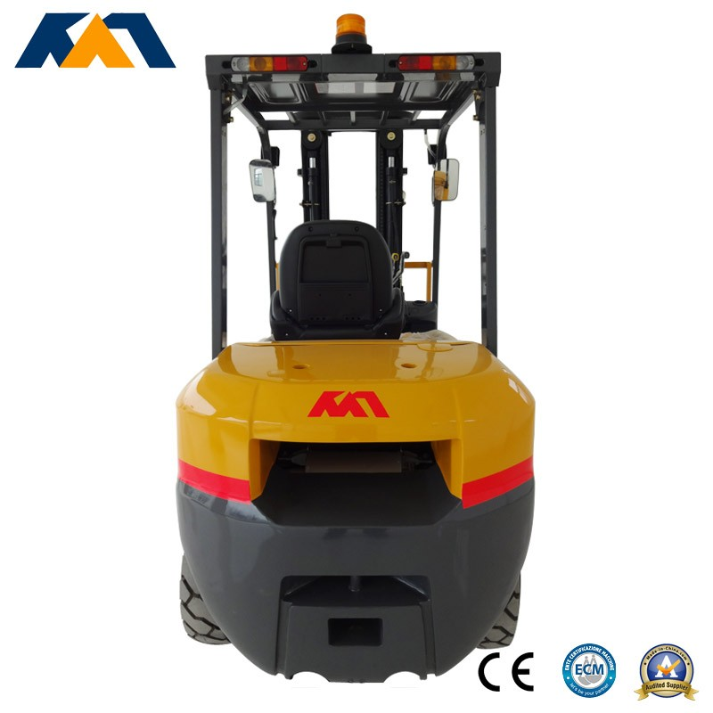 Cpcd30 diesel forklift forklift auto wire cable reel with bale clamp