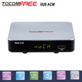 Tocomfree i928 ACM DVB-S2 satellite receiver IKS free for South American with USB wifi adapter