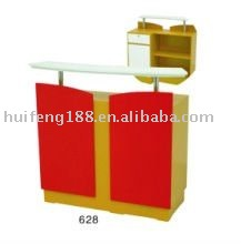 Hot sale modern MDF reception desk & counter in office sale reception desk. office front desk counter