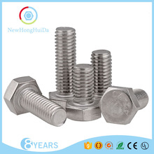 A2 70 Stainless Steel 304 Hexagon Bolt And Nut/Hex Bolt