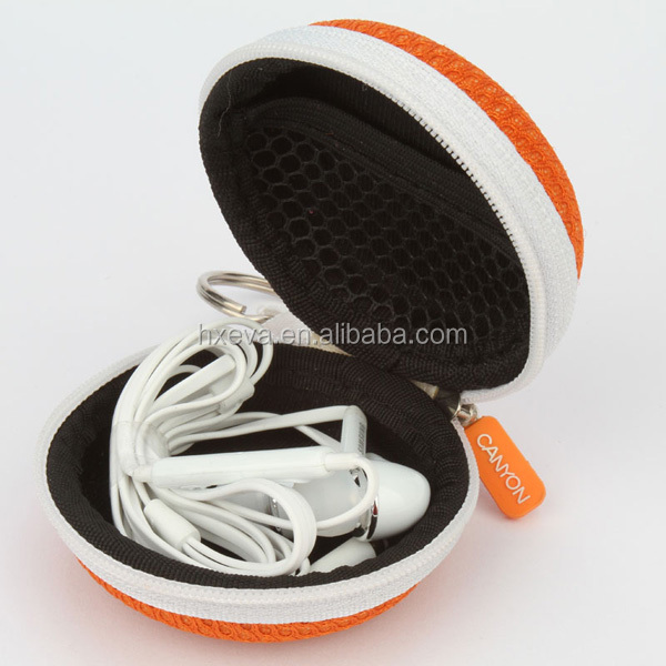 Popular earphone EVA case