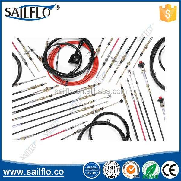 Sailflo 703 Remote Control Box Main Harness 7Pin 688-82586-21 Cable For Yamaha Outboard