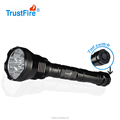 TrustFire 9T6 Tactical Flashlight using 9* T6 led lights 10000 Lumens Military Tactical