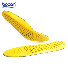 pu insoles breathable sweat absorbing insoles anti-slip shoe pads