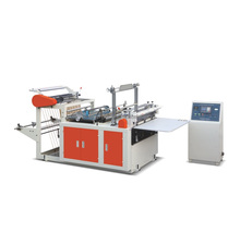 LR-500 Heat Sealing Cool Cutting Plastic small Bag Making Machine Price