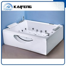 2 person Indoor Sex Jet Bath Tub