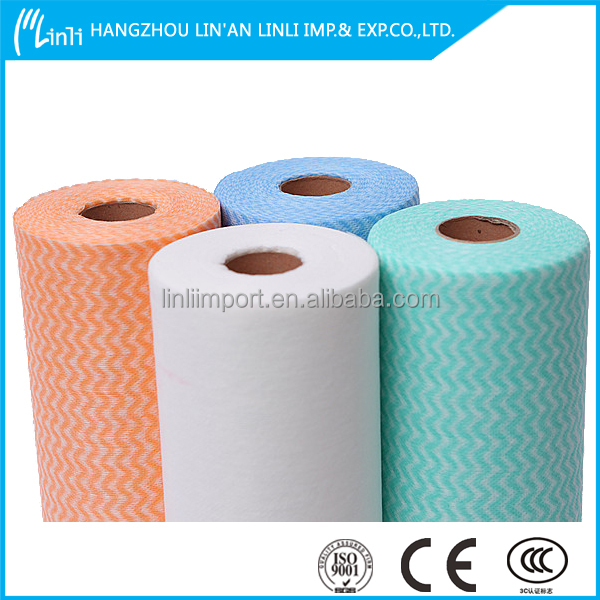 fancy material fabric/polyester padding/dish cloth for cleaning