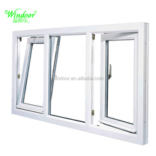 First hand best price PVC sliding windows for global construction projects, china fabricator cheap price PVC windows