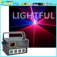 Programmable laser projector,dance floor,high power animation light