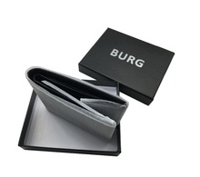 RFID blocking leather wallet/card holder for small bag