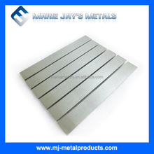 Wear Resistance Brazed YG6X Tungsten Carbide Plates
