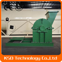 High quality biomass wood crusher /wood chip hammer mill