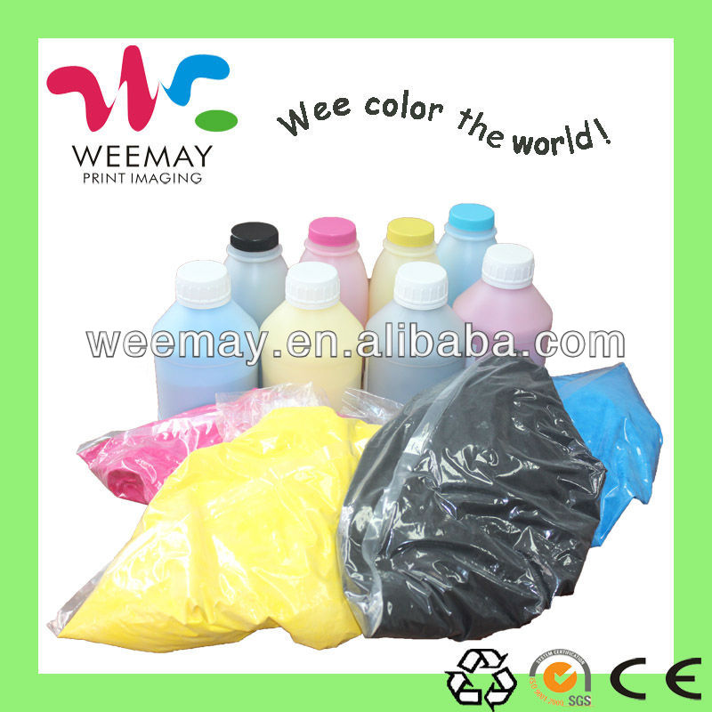 compatible HP color powder for HP LaserJet CP1025/M175a/M175nw high quality physical toner powder